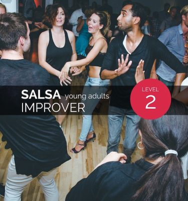 salsa young adults improver