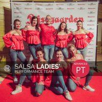 ladies performance team, Dominika, Dominika Wrzesiok, Domisalsa, Salsa, Instruktør, Instructor, Underviser, Bachata, Copenhagen Salsa Academy, ladies performance, salsa ladies performance