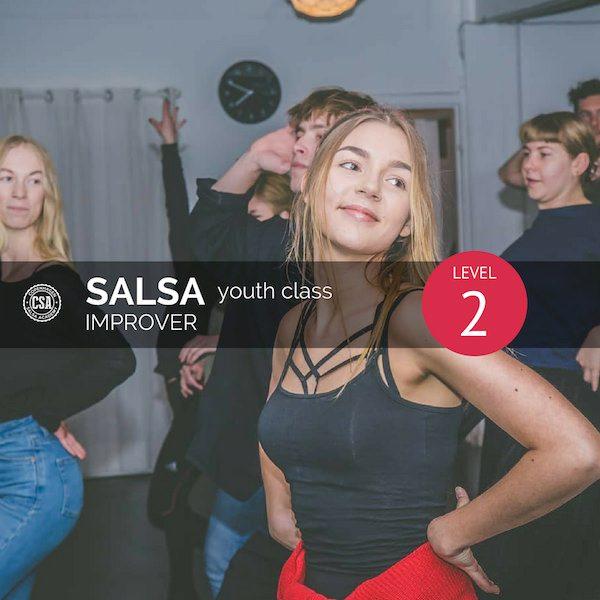 Salsa Improver Youth Class, Salsa, Hold, Cubansk, Dans, salsa letøvet, salsa Teknik, dans for unge, ungdomshold, salsa ungdomshold, undervisning, Copenhagen Salsa Academy, Begynder, Fortsætter, salsa letøvet, salsa begynder, salsa fortsætter ungdomshold, salsa beginner, salsa young adults improver