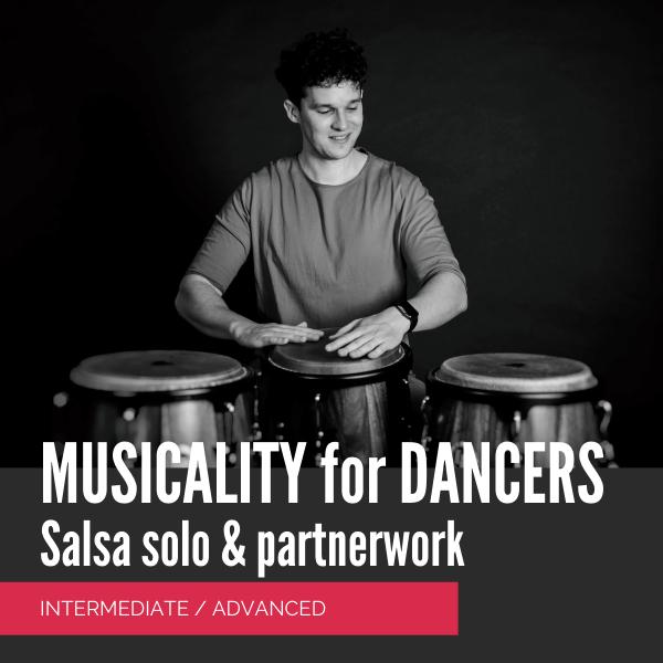 Salsa Musicality for Dancers