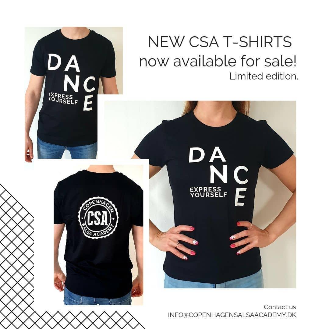CSA t-shirt