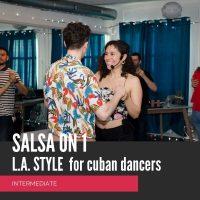 salsa on1, salsa la style