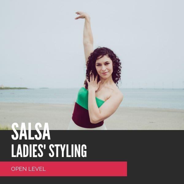 salsa ladies styling, ladies styling