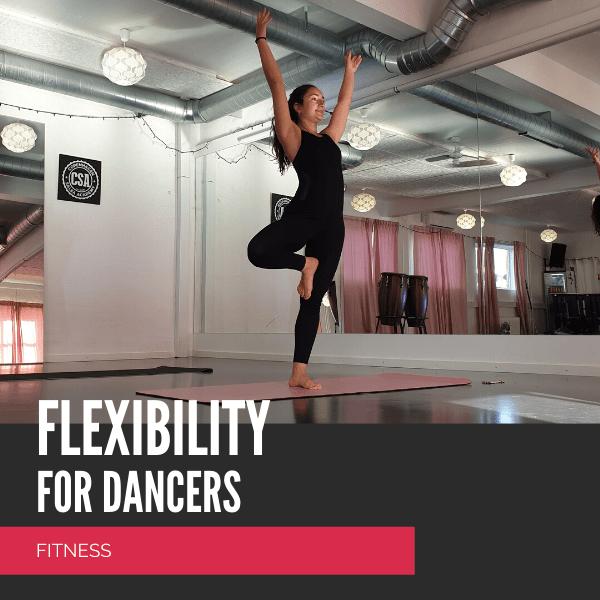 Flexibility For Dancers