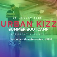 Urban Kizz Bootcamp