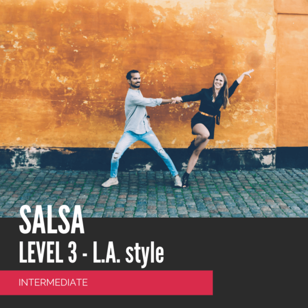 Salsa LA Style intermediate Level 3 Salsa, Crossbody, Salsa Crossbody, Crossbody salsa, salsa La style, LA salsa, salsa line style, salsa on1, salsa københavn, salsa copenhagen