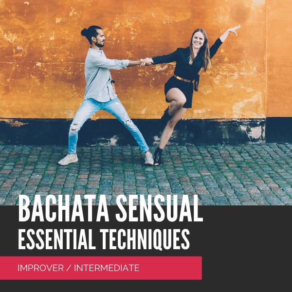 Bachata Sensual Essentials